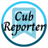Cub Reporter Rank Badge