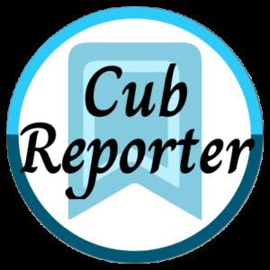 Cub Reporter Rank Badge