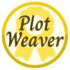 Plot Weaver Rank Badge