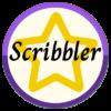 Scribbler Rank Badge