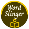 Word Slinger Rank Badge